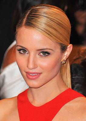 Dianna Agron At Arrivals For Alexander Poster