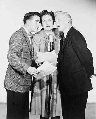 Dickie Jones B.1927 At Left, And Other Poster