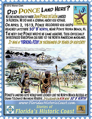 Did Ponce Land Here? Poster