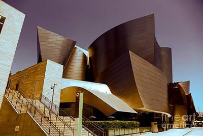 Disney Music Hall I Poster