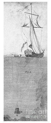 Diving Bell, 18th Century Poster by Granger