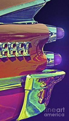 Dodge Custom Royal Poster by Gwyn Newcombe