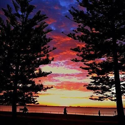 Dolls Sunrise. #sky #sunrise #cloudporn Poster