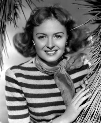 Donna Reed, Ca. 1947 Poster by Everett