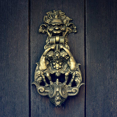 Door Knocker Poster by Joana Kruse
