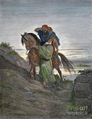 Dor�: Good Samaritan Poster by Granger