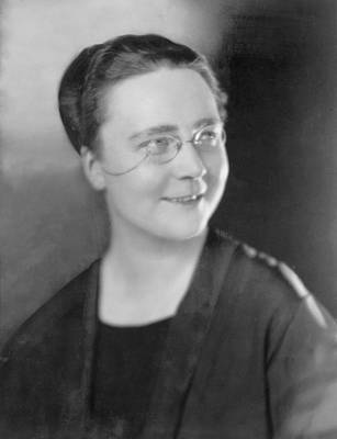 Dorothy L. Sayers, 1893-1957, Writer Poster by Everett