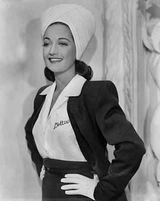 Dorothy Lamour, Ca. 1942 Poster