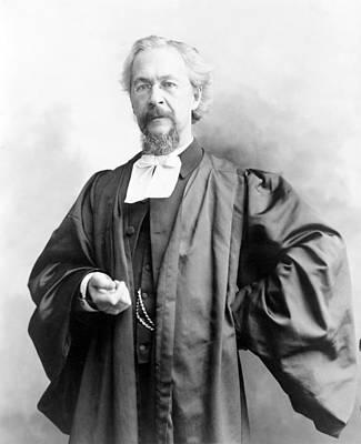 Dr. Charles H. Parkhurst, Anti-tammany Poster by Everett