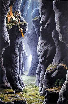 Dragons Pass Poster