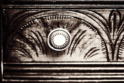 Drawer Knob Poster by Marilyn Hunt