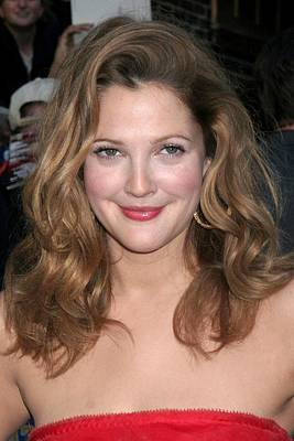 Drew Barrymore At Talk Show Appearance Poster by Everett