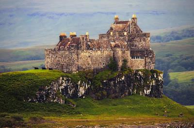 Duart Castle Poster by Wade Aiken