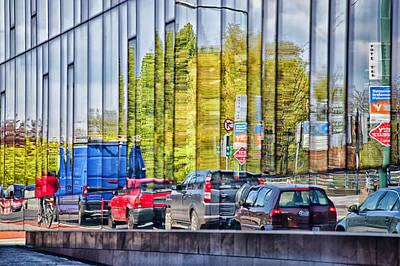 Dublin Traffic Poster