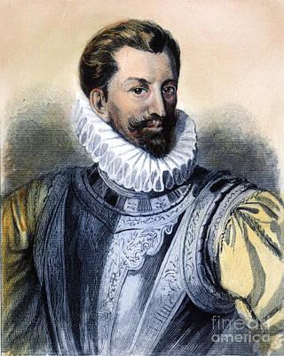 Duc De Guise, Henry I Poster by Granger