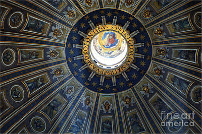 Duomo St Peters Poster