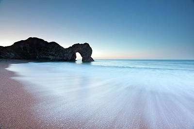 Durdle Door Poster by Doug Chinnery