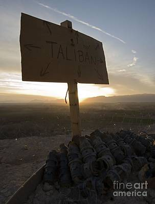 Dutch Island In Taliban Territory Poster by Unknown