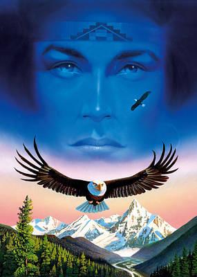 Eagle Mountain Poster