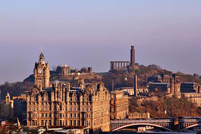 Edinburgh Scotland - A Top-class European City Poster