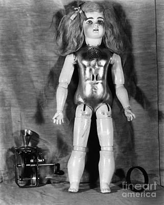 Edison: Talking Doll, C1890 Poster by Granger