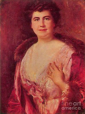 Edith Wilson Poster