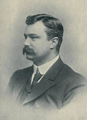Edmund Dene Morel 1873-1924, British Poster by Everett