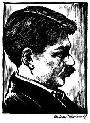 Edward Alexander Macdowell Poster by Granger