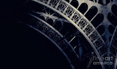 Eiffel Detail Poster