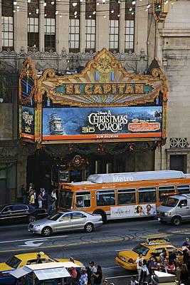 El Capitan Poster