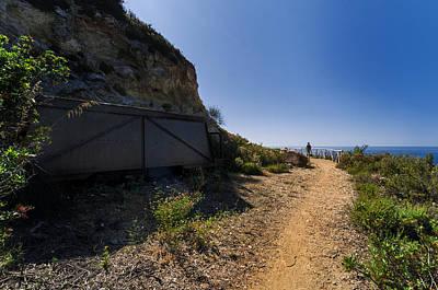 Elba Island - The Ancient Path - Il Vecchio Sentiero - Ph Enrico Pelos Poster