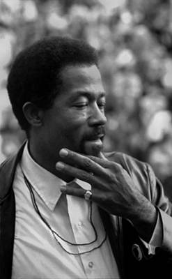 Eldridge Cleaver 1935-1998, Minister Poster by Everett