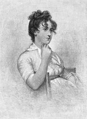 Eleanor Parke Custis Lewis (1779-1852) Poster