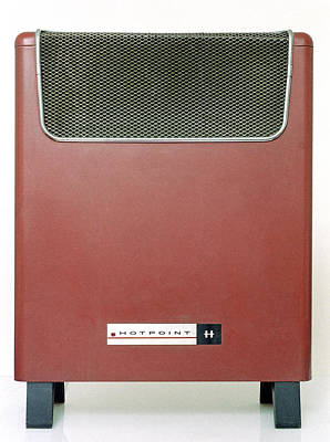 Electric Heater Poster