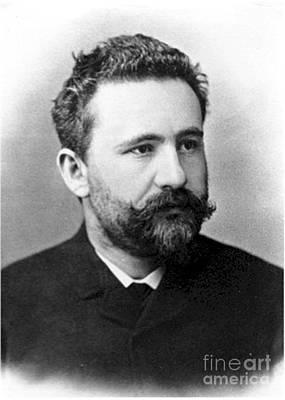 Emil Kraepelin, German Psychiatrist Poster by Science Source