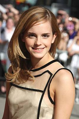 Emma Watson Wearing A Christopher Kane Poster by Everett