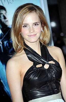 Emma Watson Wearing A Proenza Schouler Poster
