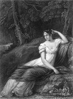 Empress Josephine Poster by Granger