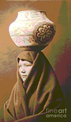 En Al Leih Poster by Padre Art