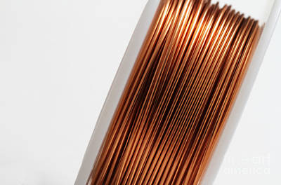 Enamel Coated Copper Wire Poster