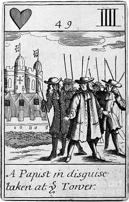 England: Popish Plot Poster by Granger