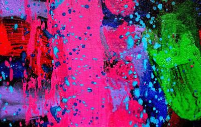 Entropy Poster by John  Nolan