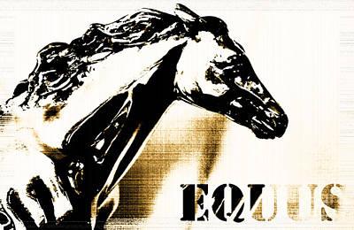 Equus Horse Juvenile Licensing Poster