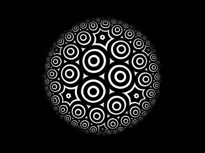 Escher Disc 2 Poster
