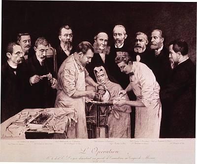 Eugene Louis Doyen 1859-1916, Eminent Poster by Everett