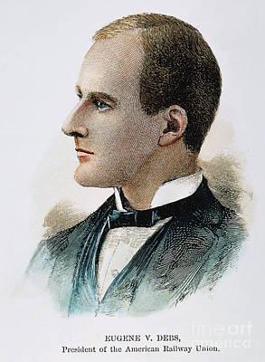 Eugene V. Debs (1855-1926) Poster