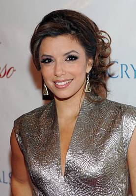 Eva Longoria Parker At A Public Poster by Everett