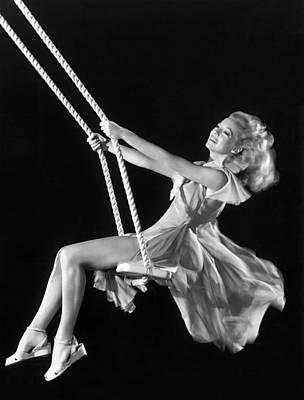 Evelyn Keyes, 1947 Poster