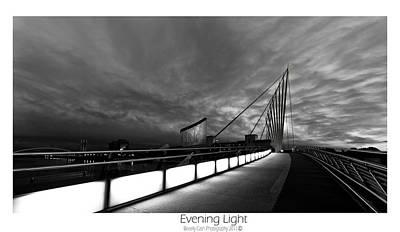 Evening Light Poster
