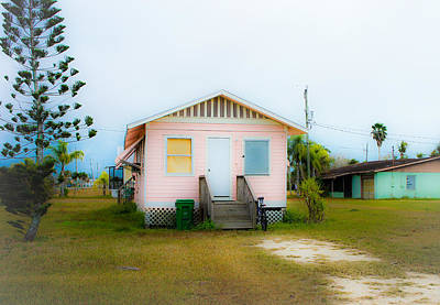 Everglades City Eye Candy Poster by Lynn Wohlers